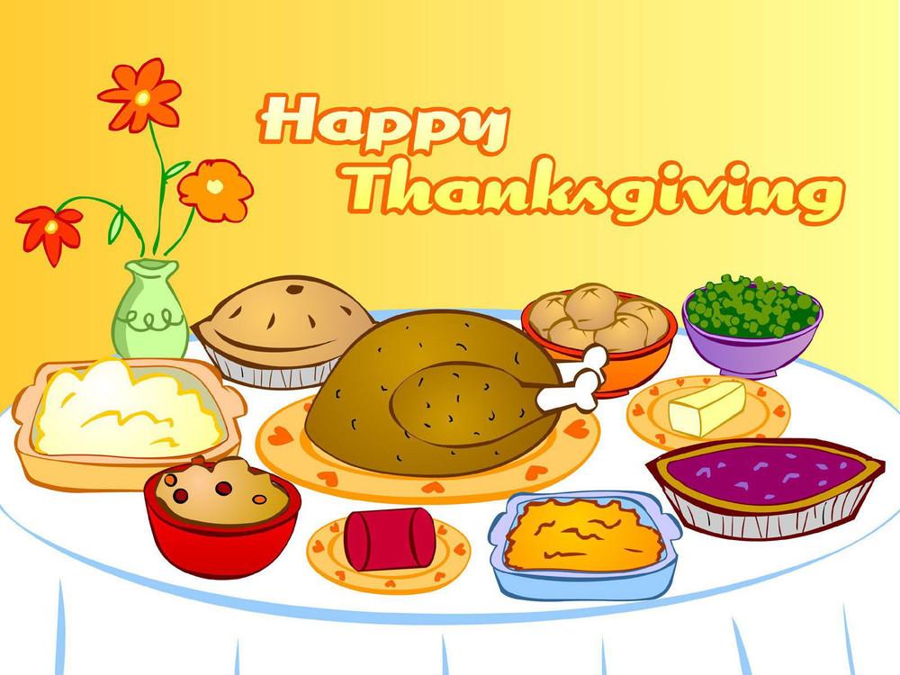 Happy Thanksgiving, 感恩節