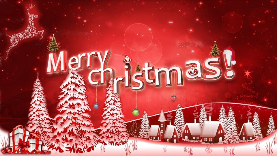 新年快樂,聖誕節快樂